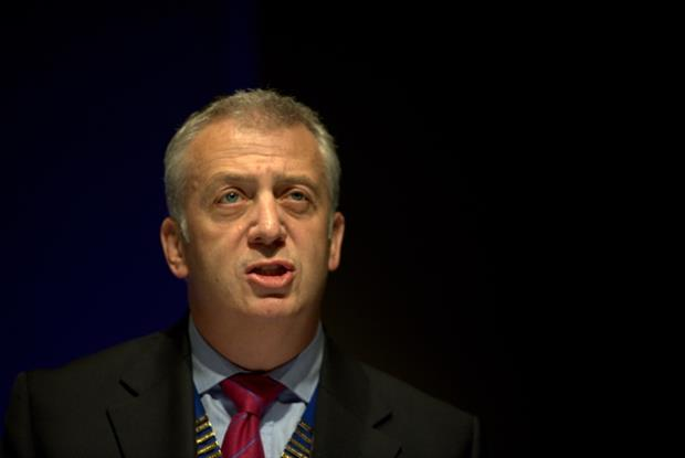 Dr Dean Marshall: Condemned plans to use revalidation data in practice checks (Photo: JH Lancy)