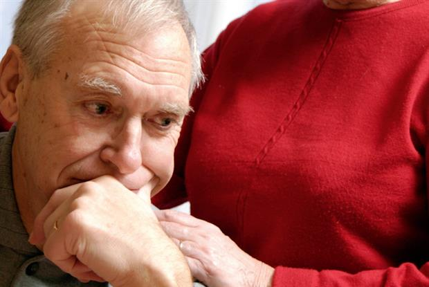 Early dementia may be signalled by changes or problems in relationships (Photo: SPL)