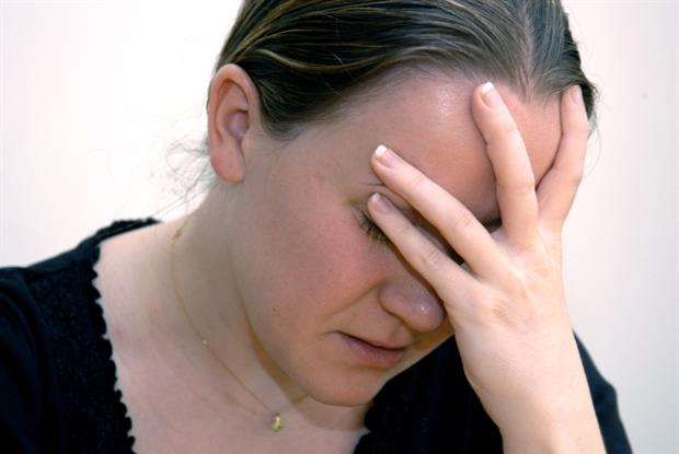 Depression: early intervention can keep patients out of hospital (Photo: JH Lancy)