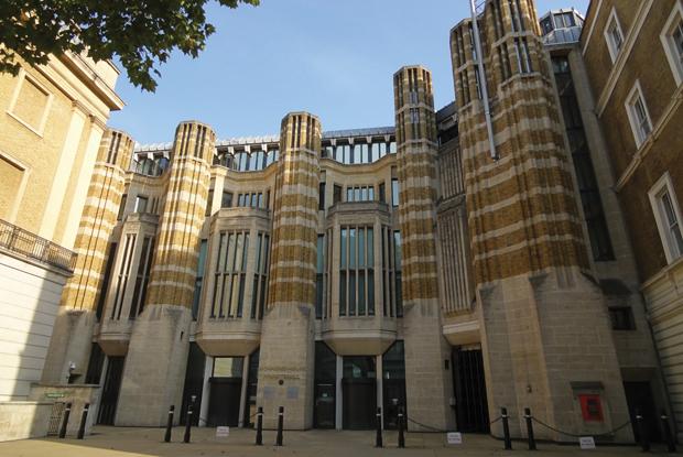 DHSC headquarters, Whitehall (Photo: Emma Platt)