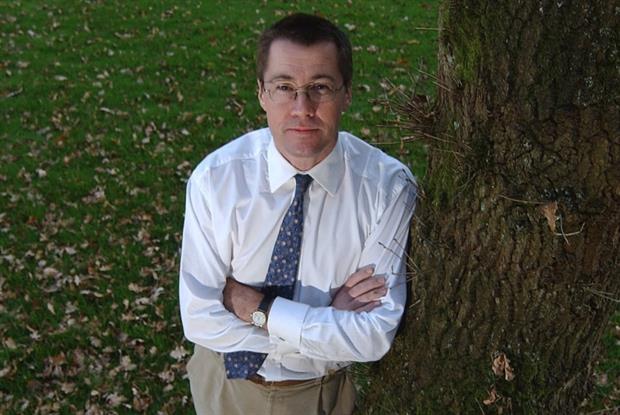 Dr Chris James: anger over CQC risk score (Photo: Solent News)