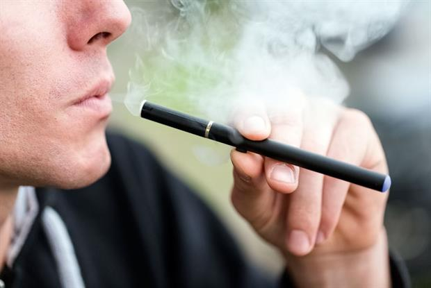 The popularity of e-cigarettes is soaring in the UK (Photo: iStock)