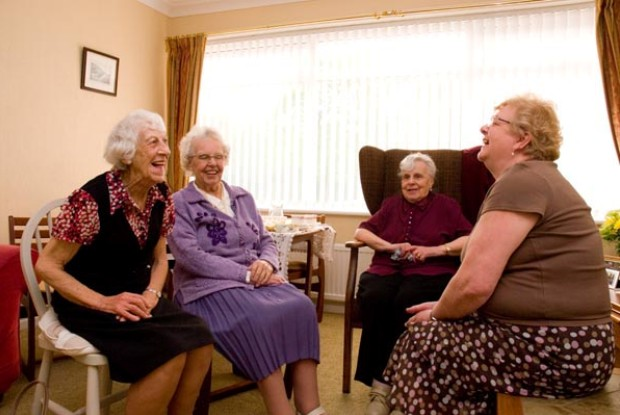 Care home: dementia diagnosis drive falling short