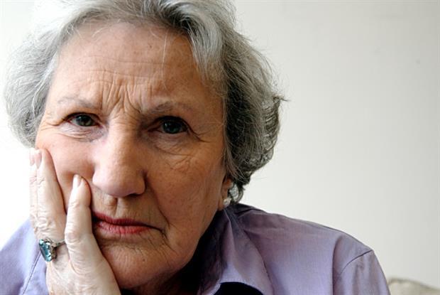 Dementia: diagnosis rate missed NHS target (Photo; JH Lancy)