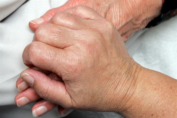 Elderly care: NICE believes holistic QOF indicators are needed (photo: Paul Starr)