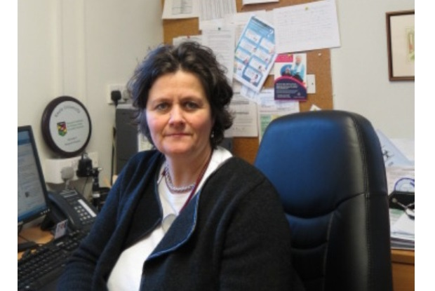 Dr Fiona Hay: supporting GPs to return to work