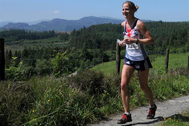 Scottish GP Dr Joasia Zakrzewski competes in the Commonwealth Games