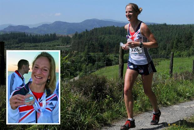 Dr Zakrzewski: training to prepare for the Commonwealth Games (Author images)