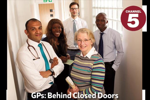 GPs who stars in the programme (Photo: Channel 5/Knickerbockerglory Ltd)