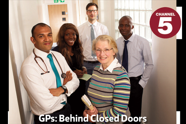 GPs who stars in the programme (photo: Channel 5/Knickerbockerglory Ltd)
