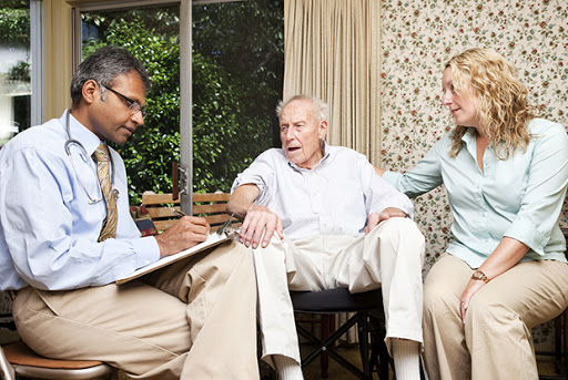 Home visit: report warns GPs need more support with dementia care (Photo: iStock)