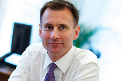 Jeremy Hunt calls for major GP contract rethink