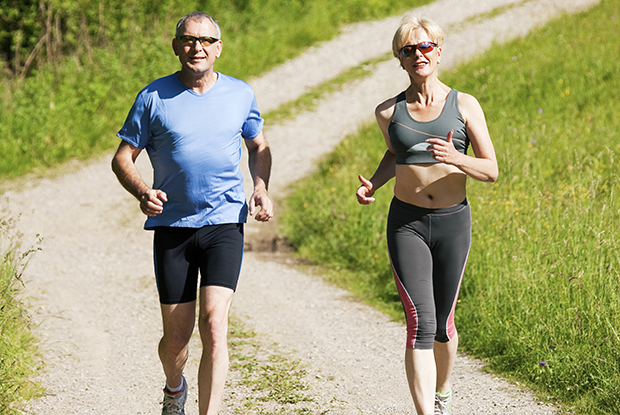 Exercise can reduce asthma symptoms (Photo: iStock)