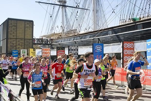 London marathon: Dr Morrison found 5.30am training 'exhilarating' (Photo: iStock)
