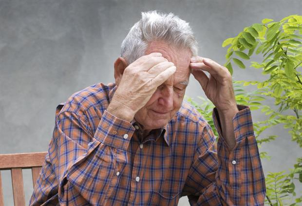 Memory problems could lead to dementia years in the future (Photo: iStock)