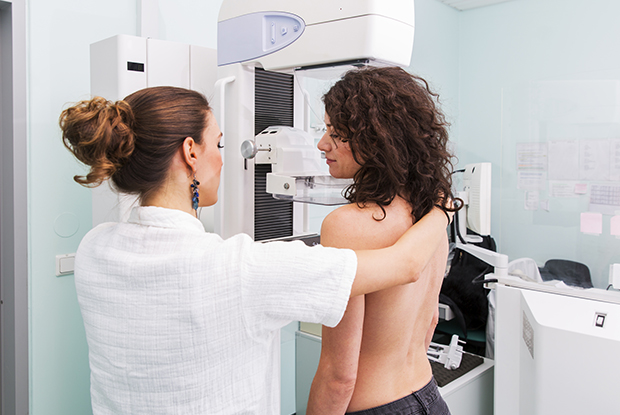Breast cancer scan: early GP referrals for cancer boost treatment success (Photo: iStock)
