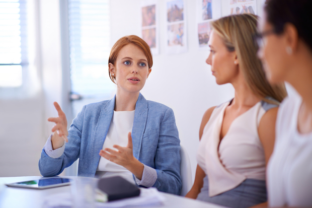 Minutes from the meetings can be used as evidence towards CPD (Photo: iStock)