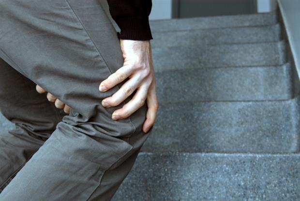 Knee osteoarthritis: exercise reduces mobility problems (Photo: Jason Heath Lancy)