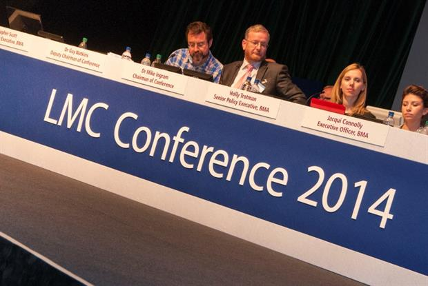 LMC conference: federations backed (Photo: Pete Hill)
