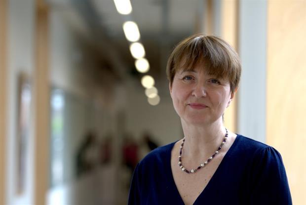 Dr Louise Irvine: standing for European elections (photo: Jason Heath Lancy)