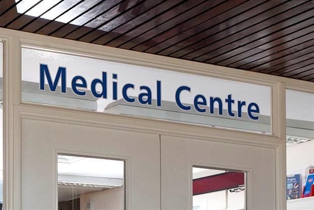 GP practice: GPs could be employed by community health providers