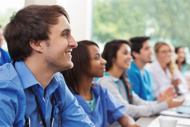 Medical students: more need to choose GP careers (Photo: iStock)