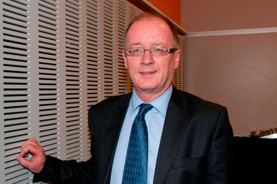 Professor Nigel Sparrow said the CQC had been 'confident' it could meet the target