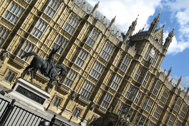 House of Commons: Labour pay amendment defeated (Photo: Ian Bottle)