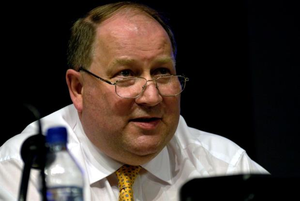 Dr Peter Holden: voted out after long spell on GPC (Photo: JH Lancy)