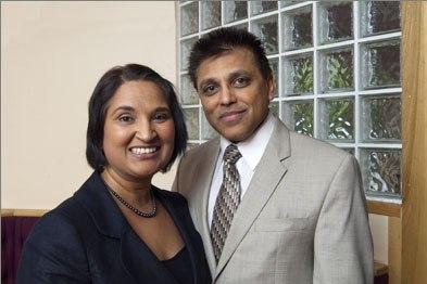 Dr Shikha Pitalia and Dr Sanjay Pitalia: GP husband and wife team behind SSP Health