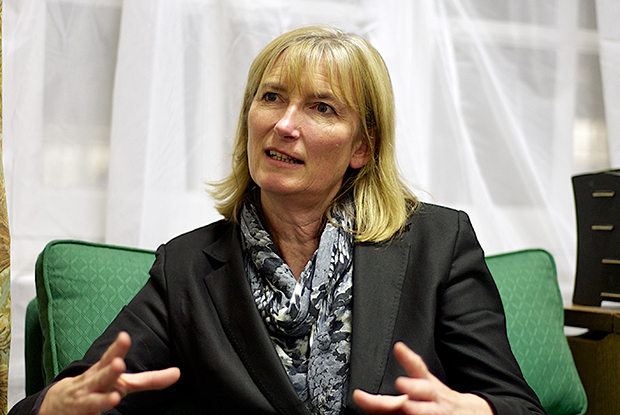 Health committee chair Dr Sarah Wollaston