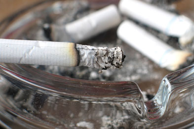 The Stoptober campaign encouraged people to give up smoking for 28 days