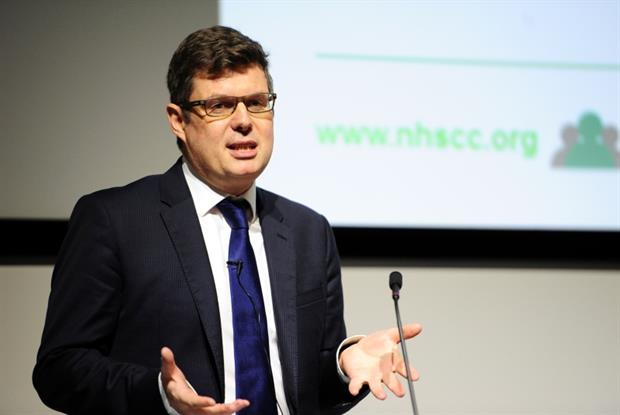 Dr Steve Kell: NHS funding threat to commissioning (Photo: JH Lancy)