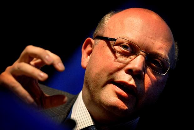 Professor Steve Field: CQC special measures plans taking shape (Photo: Solent News)