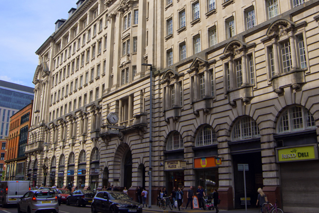 MPTS is based at St James Building, Manchester (Photo: Getty Images)