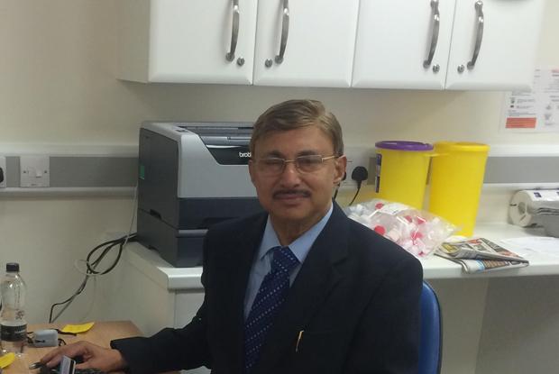 Dr Thomas Abraham