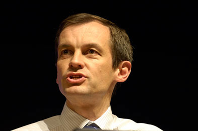 Dr Vautrey: ' Pooling budgets is usually an excuse to take resource out of general practice.'