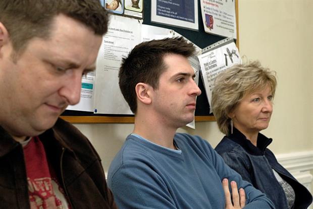 GP waiting room (Photo: JH Lancy)