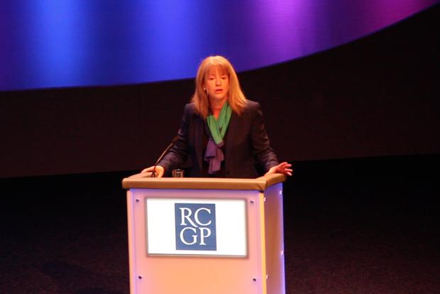 Scottish health secretary Shona Robison