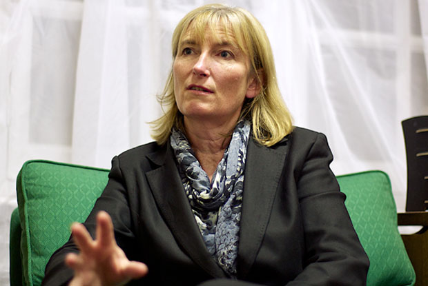 Health select committee chairwoman Dr Sarah Wollaston (Photo: JH Lancy)
