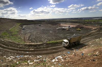 Sita landfill site