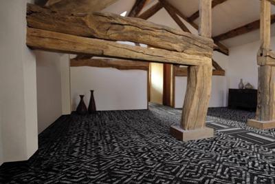 Recycled carpet tiles, © InterfaceFLOR Europe Ltd 2010