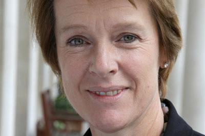 Environment secretary, Caroline Spelman