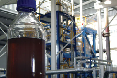 Sita and Cynar are to build plants to make diesel from mixed plastic