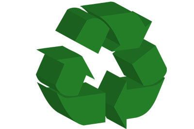 Recycling symbol, cc-by-2.5-it