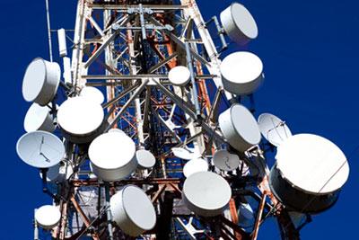 Mobile telephone transmitter