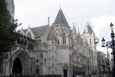 Royal Courts of Justice, credit:Urban