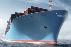 Maersk's Triple-E container vessel will be the biggest and most fuel efficient ever built