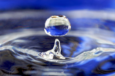 Water Drop. Credit: José Manuel Suárez, CCA-2A