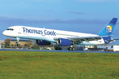 Thomas Cook aircraft: travel firm to focus on fuel efficiency